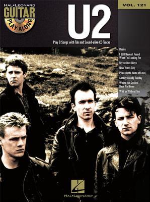 Image for U2 - Guitar Play-Along Volume 121 (Book/Cd)