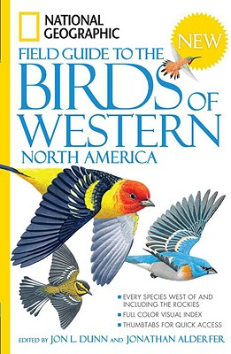 Image for National Geographic Field Guide to the Birds of Western North America