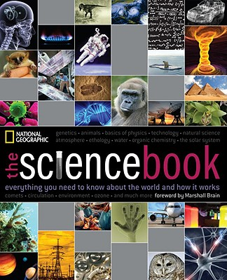 Image for The Science Book: Everything You Need to Know About the World and How It Works