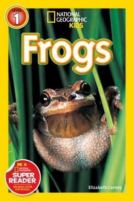 Image for National Geographic Readers: Frogs!