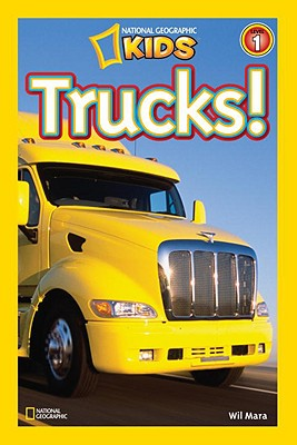 Image for National Geographic Readers: Trucks