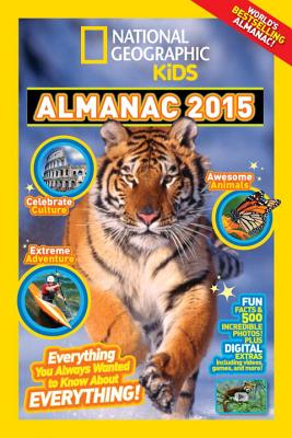 Image for National Geographic Kids Almanac 2015