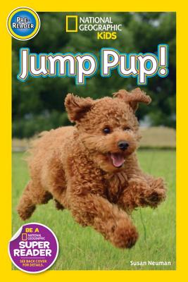 Image for National Geographic Readers: Jump Pup!