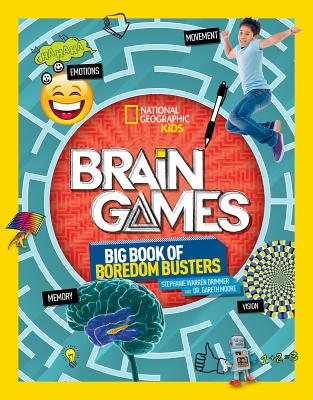 Image for Brain Games: Big Book of Boredom Busters
