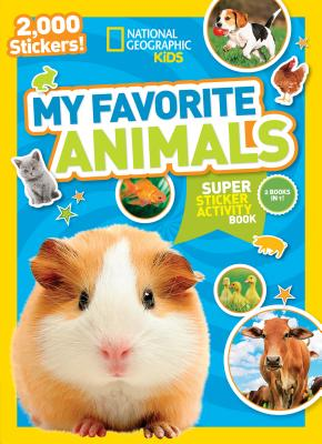 Image for My Favorite Animals