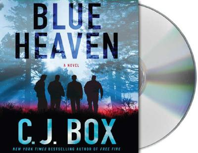 BLUE HEAVEN UNABRIDGED ON 10 CDS, BOX, C. J.