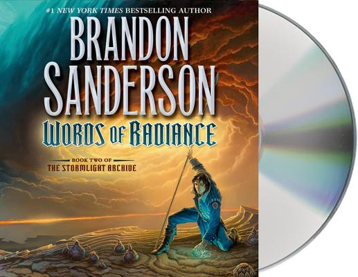 Words of Radiance: Book Two of the Stormlight Archive, Sanderson, Brandon