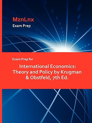 Image for Exam Prep for International Economics: Theory and Policy by Krugman & Obstfeld, 7th Ed.