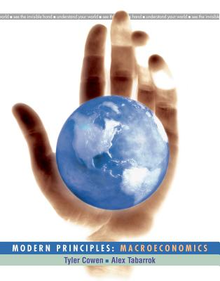 Image for Modern Principles: Macroeconomics