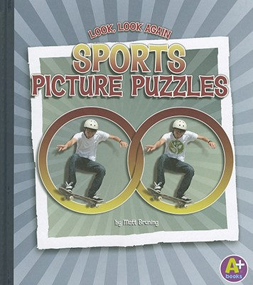 Image for Sports Picture Puzzles (Look, Look Again)