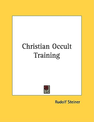 Image for Christian Occult Training