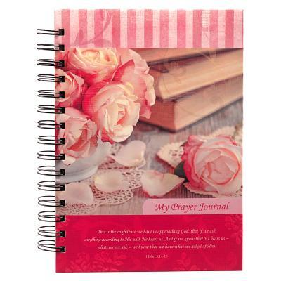 Image for My Prayer Journal Hardcover Wirebound Journal