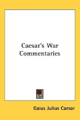 Image for Caesar's War Commentaries