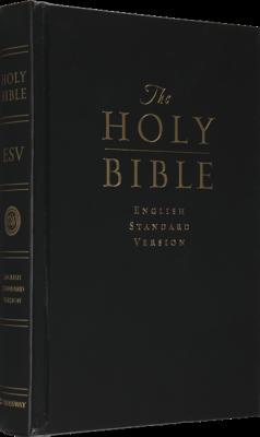 Image for ESV Value Pew Bible (Black)