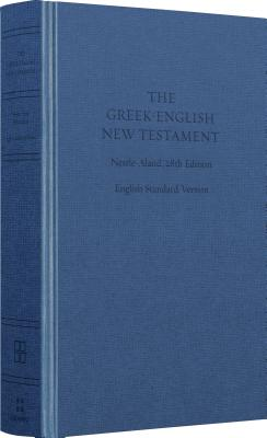 Greek-English New Testament: Nestle-Aland 28th Edition (Cloth over Board)