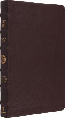 Image for ESV Large Print Thinline Reference Bible (Brown)