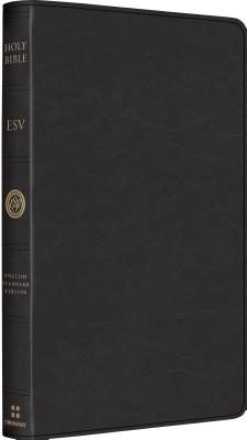Image for ESV Heirloom Thinline Bible (Goatskin, Black)