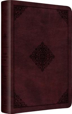 "Image for ""ESV Gospel Transformation Bible (TruTone, Mahogany, Ornament Design)"""