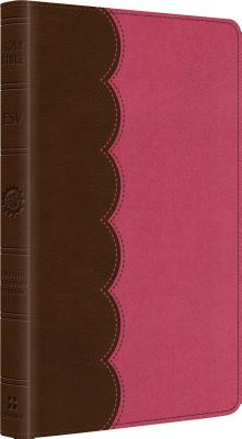 Image for ESV Kid's Thinline Bible (TruTone, Chocolate/Bubble Gum)