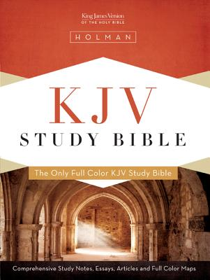 KJV Study Bible - Jacketed Hardcover