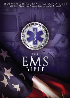 Image for HCSB Emergency Medical Services Bible, Simulated Leather (Blue)