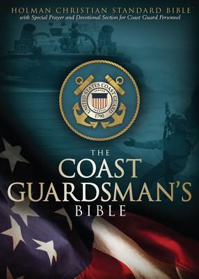 Image for HCSB Coastguardsman's Bible, Simulated Leather (Blue)