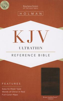 "Image for ""''KJV Ultrathin Reference Bible Brown, Indexed''"""