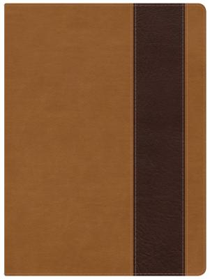 Image for Holman Study Bible: NKJV Edition, Suede/Chocolate LeatherTouch