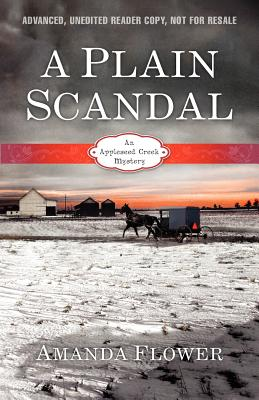 Image for A Plain Scandal: An Appleseed Creek Mystery