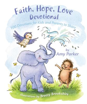 Image for Faith Hope Love Devotional
