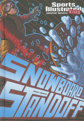 Image for Snowboard Standoff (Sports Illustrated Kids Graphic Novels)