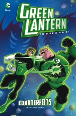 Image for GREEN LANTERN : COUNTERFEITS