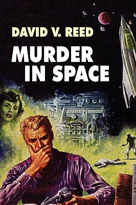 Image for Murder in Space