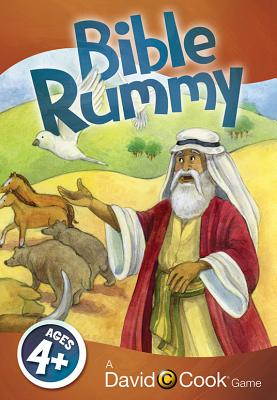 Image for Game-Bible Rummy Jumbo Card Game