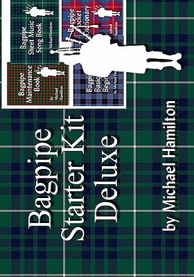 Bagpipe Starter Kit Deluxe, Hamilton, Michael