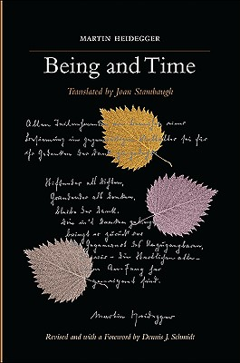 Being and Time (Suny Series in Contemporary Continental Philosophy), Martin Heidegger