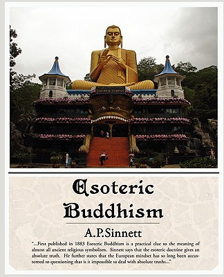 Image for Esoteric Buddhism