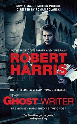 The Ghost Writer, Robert Harris
