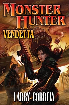 Image for Monster Hunter Vendetta