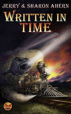 Image for Written in time