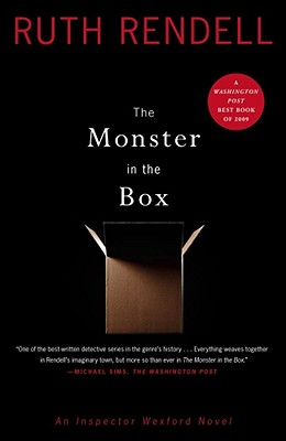 MONSTER IN THE BOX : AN INSPECTOR WEXFOR, RUTH RENDELL