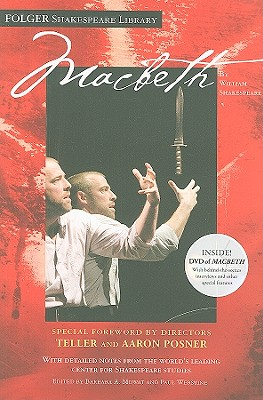 Image for Macbeth: The DVD Edition (Folger Shakespeare Library)