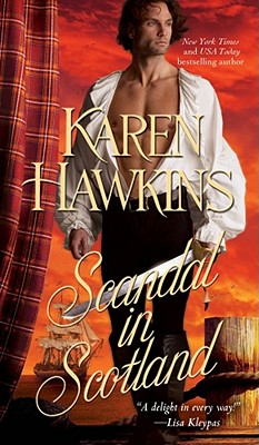 Scandal in Scotland, Karen Hawkins