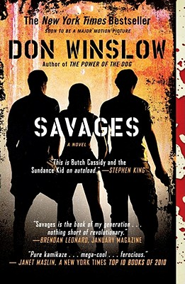 Savages: A Novel, Winslow, Don