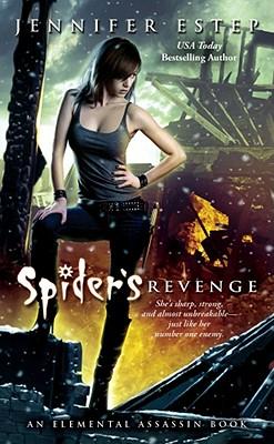 Spider's Revenge, Jennifer Estep