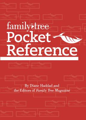 Image for Family Tree Pocket Reference