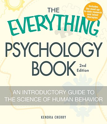Image for Everything Psychology Book: An Introductory Guide to the Science of Human Behavi