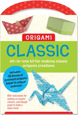 Origami Classic: All-in-one kit for making classic origami creations, Martha Day Zschock
