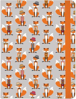 Image for DAPPER FOXES Journal