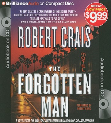 Image for The Forgotten Man (Elvis Cole/Joe Pike Series)